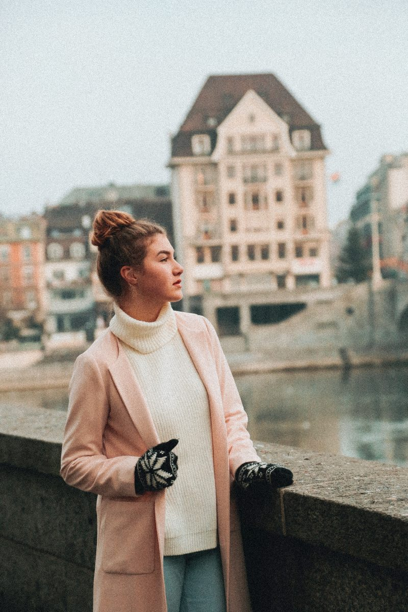 Bundled up in Basel