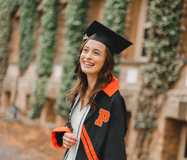 Molly's Princeton Graduation