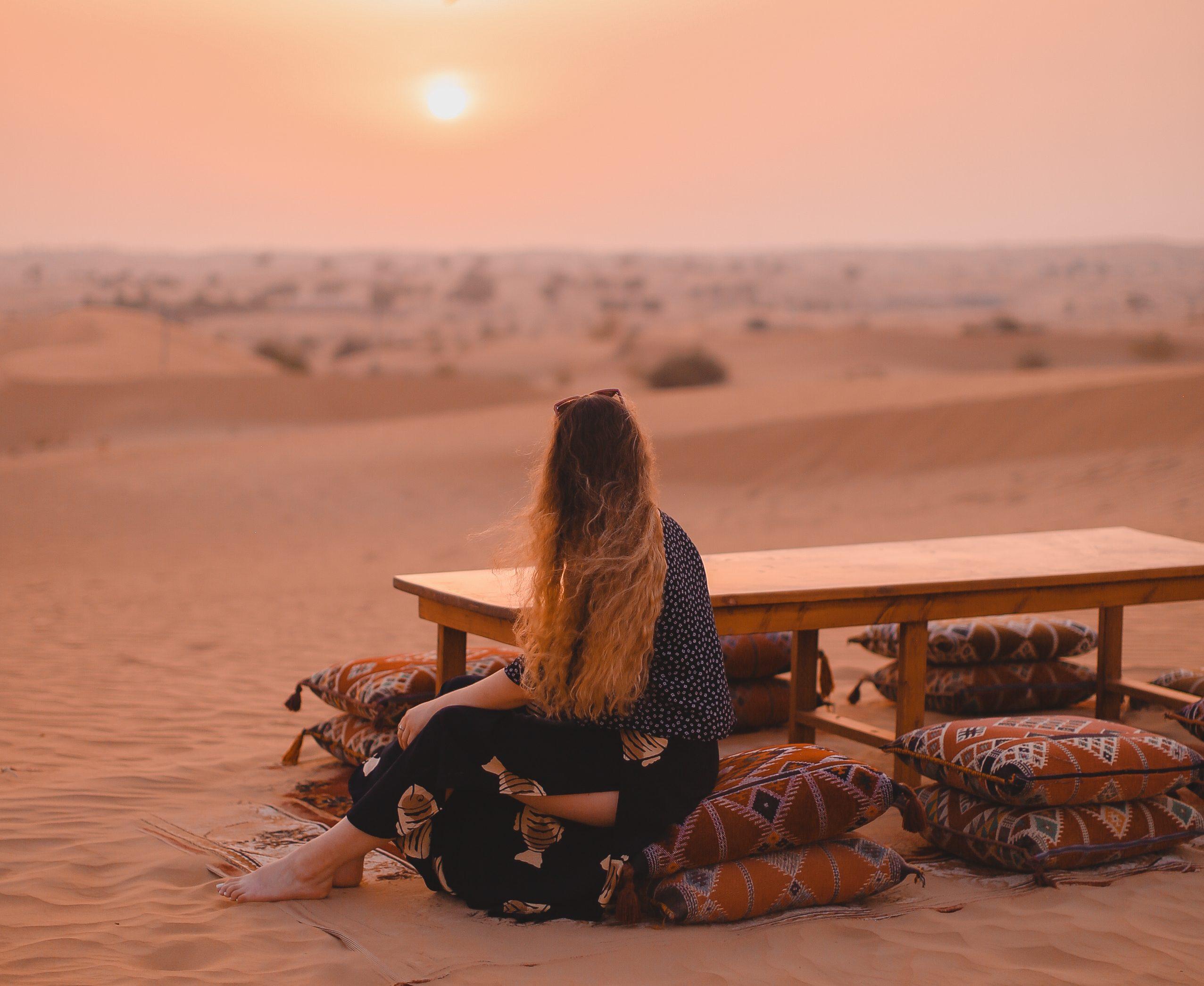 Desert Dunes & Camel Rides