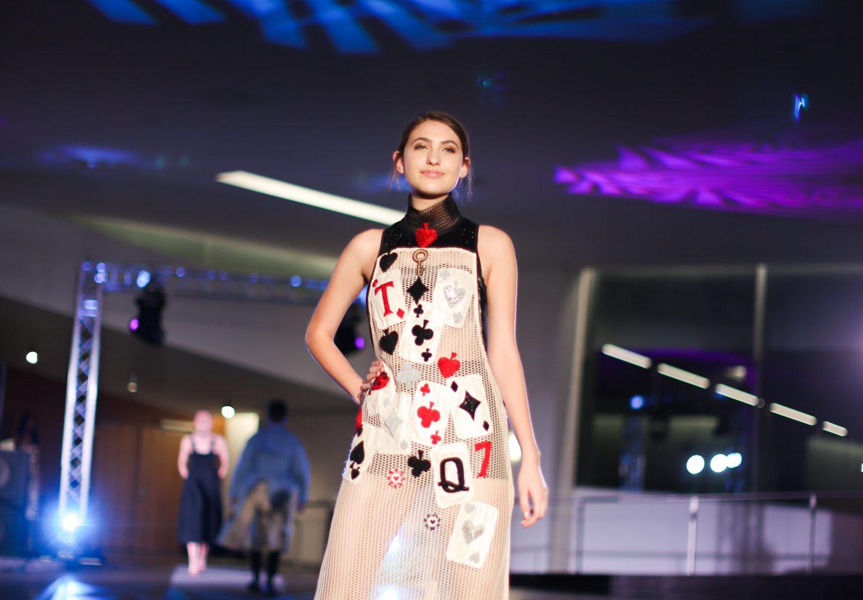Fashion Speaks Runway